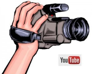 come caricare video youtube