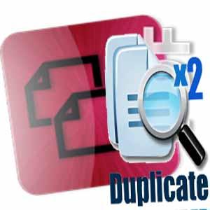 cercare eliminare file doppi duplicati