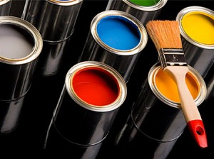 come pulire pennelli pittura