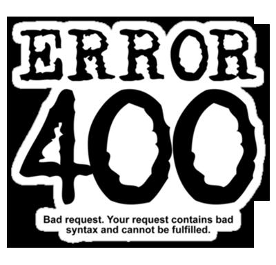 errore 400