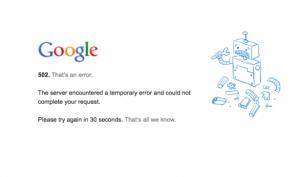 gmail non funziona