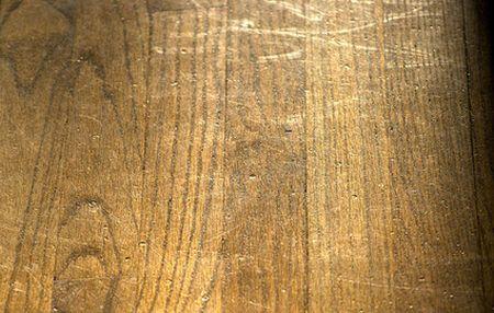 Come togliere i graffi dal pavimento in laminato
