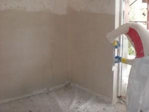 Come intonacare un muro share the knownledge - Rasatura muro esterno ...