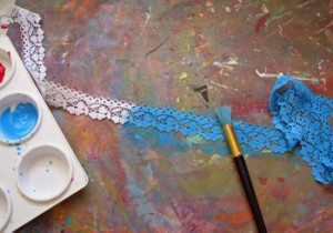 dipingere stoffa idee per la casa